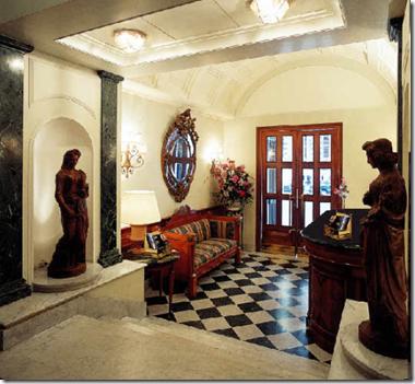 Patricia gray interior design blog rome hotel for Design hotel few steps from the david