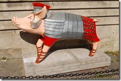 Pignacious Pig Bath