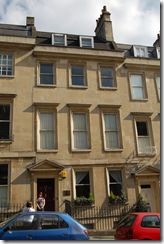 Jane Austen's House Gay Street