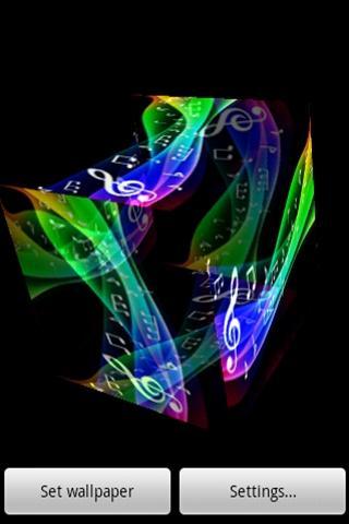 3Dの音楽1