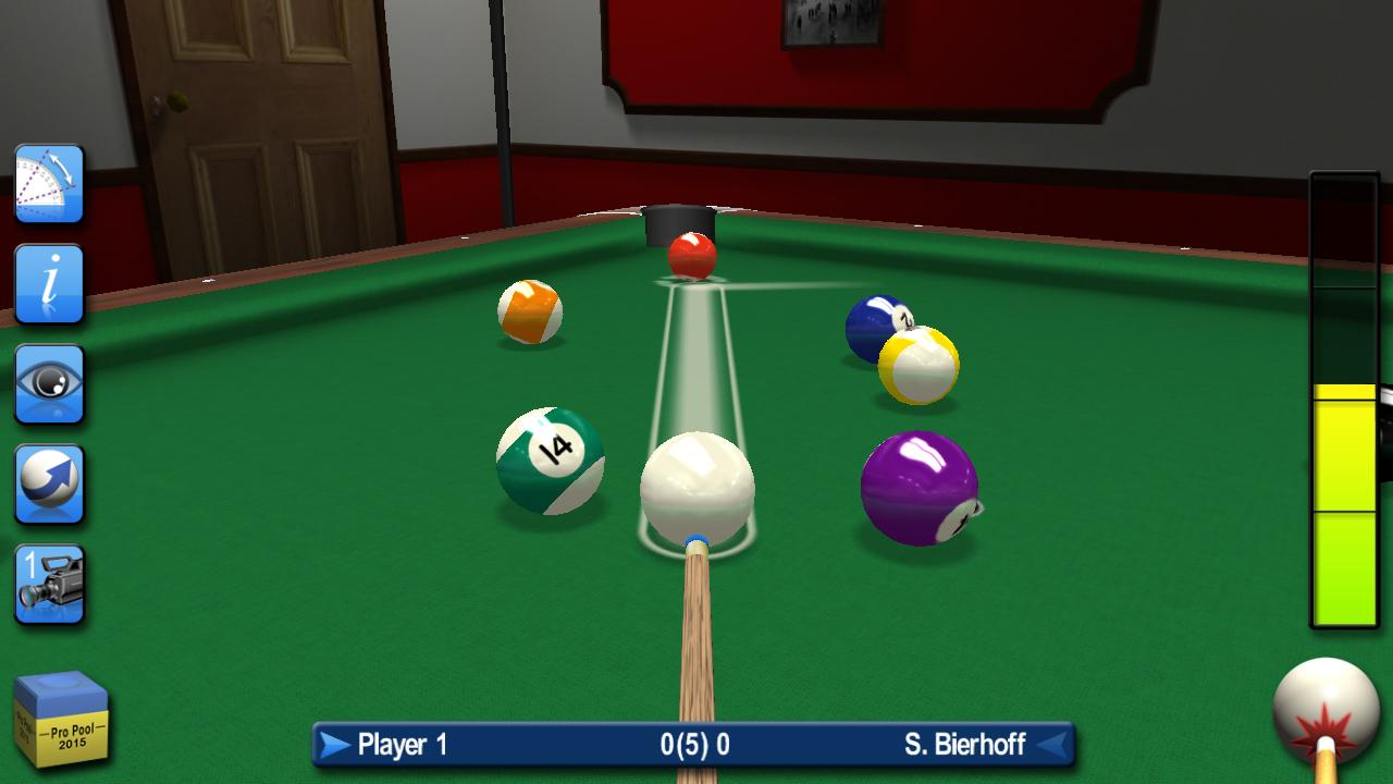Pro Pool 2015 Screenshot 0