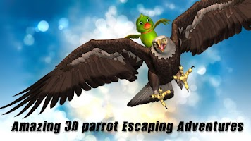 Screenshot of Parrot Escape