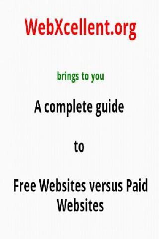 Websites Guide