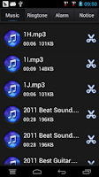 Screenshot of Most popular Ringtone