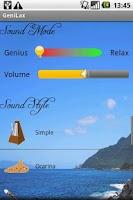 Screenshot of GeniLax Lite