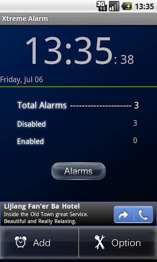 XTreme Alarm