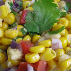 Sweet Corn and Avocado Salsa