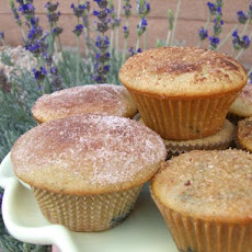 Elegant Buttermilk Cinnamon Blueberry Muffins