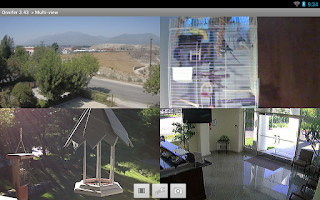 Screenshot of ONVIF IP Camera Monitor
