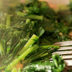 Garlicky Broccoli Rabe