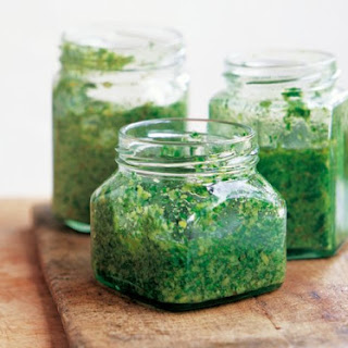 Parsley Pesto Without Nuts Recipes