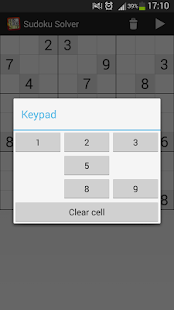 Sudoku Solver Free - screenshot