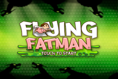 Flying Flappy Fatman - screenshot