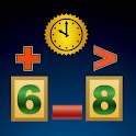 6 in 1 - Kid's Math icon