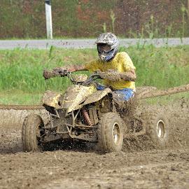 Mud passion by Alberto Schiavo - Sports & Fitness Motorsports