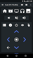 Screenshot of Yatse, the XBMC / Kodi Remote