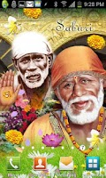 Screenshot of Shirdi SAI BABA Live Wallpaper