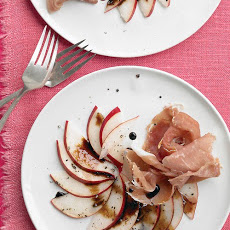 Pear and Prosciutto