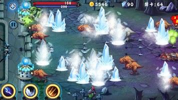 Screenshot of The Hunter batman