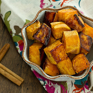 Cider Glazed Sweet Potatoes Recipes