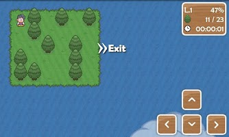 Screenshot of The Forest Maker