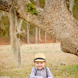 Rockin' that Hat by Teri Salvino - Babies & Children Child Portraits