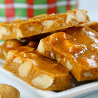 Macadamia Nut Brittle Recipes