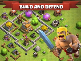Screenshot of Clash of Clans