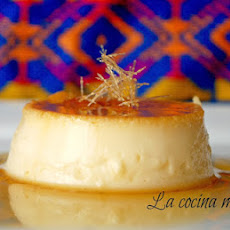 Traditional Mexican Flan
