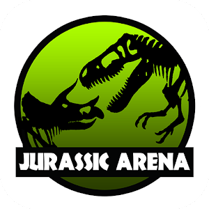 Cover art Jurassic Arena: Dinosaur Fight