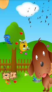 Super Dog Friends For Children - screenshot