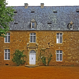 Dordogne farm house by Michael Moore - Buildings & Architecture Homes ( building, farmhouse,  )