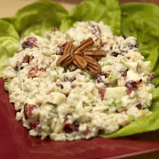 Apple and Brown Rice Salad