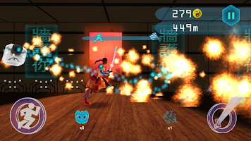 Screenshot of Break Free
