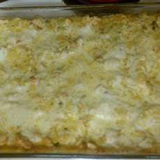 Chicken Divan Lasagna