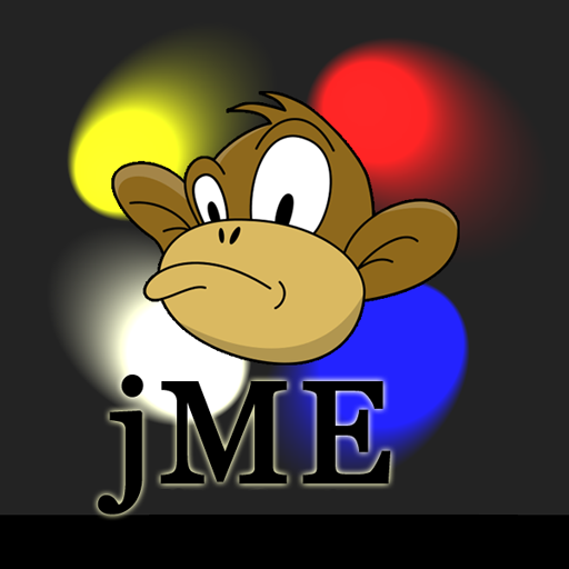 JMonkeyEngine Tests LOGO-APP點子
