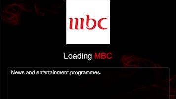 Screenshot of MBC1 live free