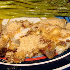 Sour Cream Fish Fillets