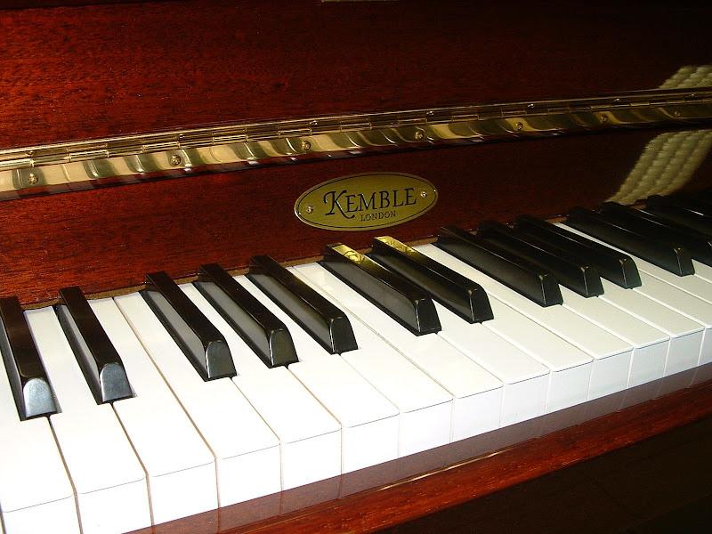 Fotos Gratis Música - Piano