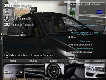 App mercedes benz valencia apk for windows phone android for Mercedes benz app for android