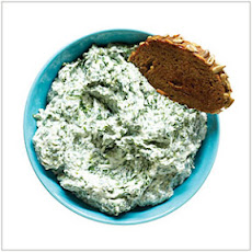 Creamy Spinach and Parmesan Dip