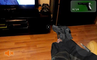 Screenshot of AR Arsenal - FREE FPS Gun App