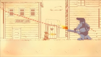 Screenshot of Gunman Clive