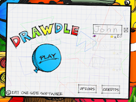 Screenshot of Drawdle