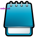 portable codepad icon