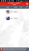 Screenshot of America's Cup