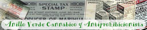 Anillo Verde Cannábico y Antiprohibicionista