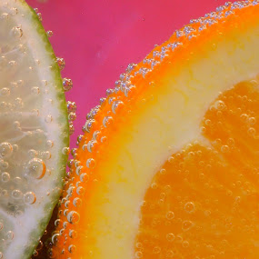 Life is sweet and sour by Ruth Jolly - Food & Drink Fruits & Vegetables ( orange, fruit, citrus, food, still life, lime )