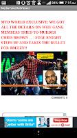 Screenshot of MediaTakeOut