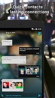 Screenshot of PlanetRomeo: Gay Dating, Chat